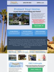 www.qhrinc.com Quality Home Renovators